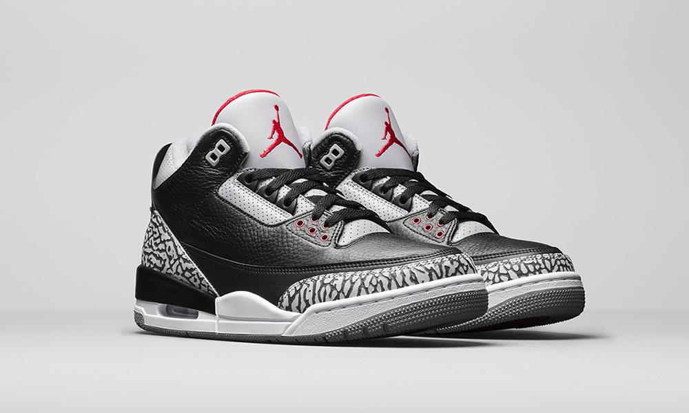 Nike.ca Restocks Jordan 3 \