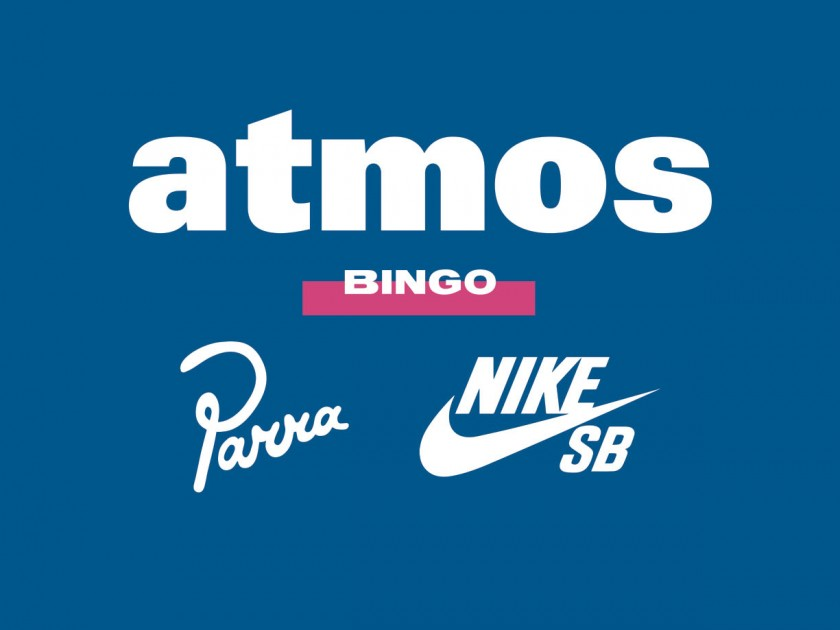 atmos Bingo Board Returns for Parra x Nike SB Dunk Low