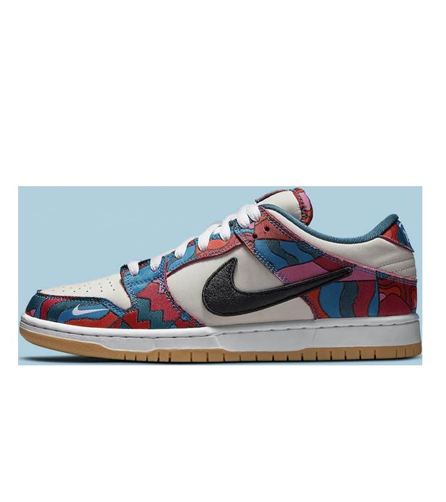 Parra x Nike SB Dunk Low Pro