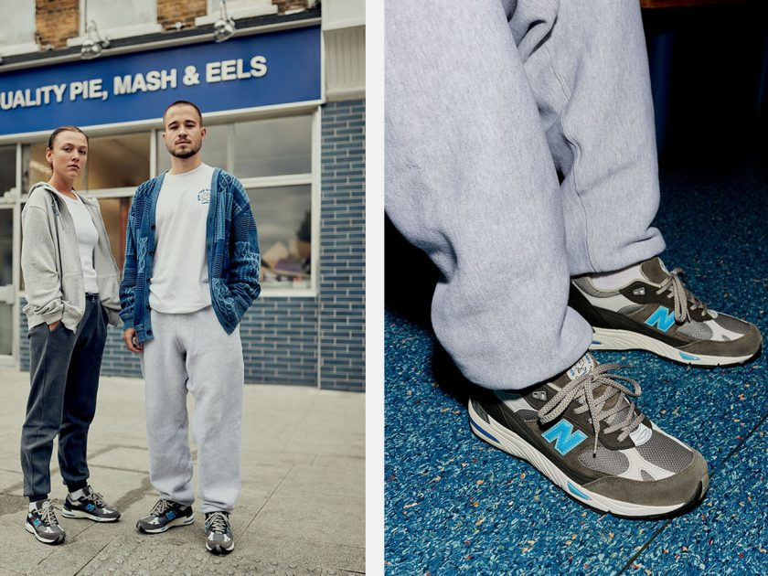 Run the Boroughs, New Balance Team Up on Upcoming Made in UK 991