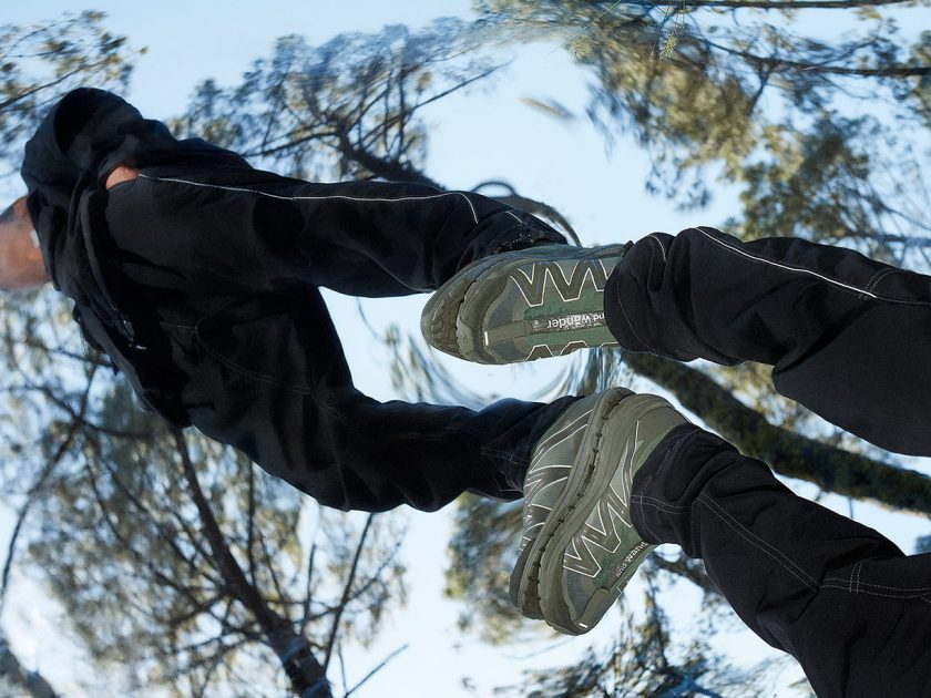 Salomon, and wander Head Outdoors with Upcoming Collab