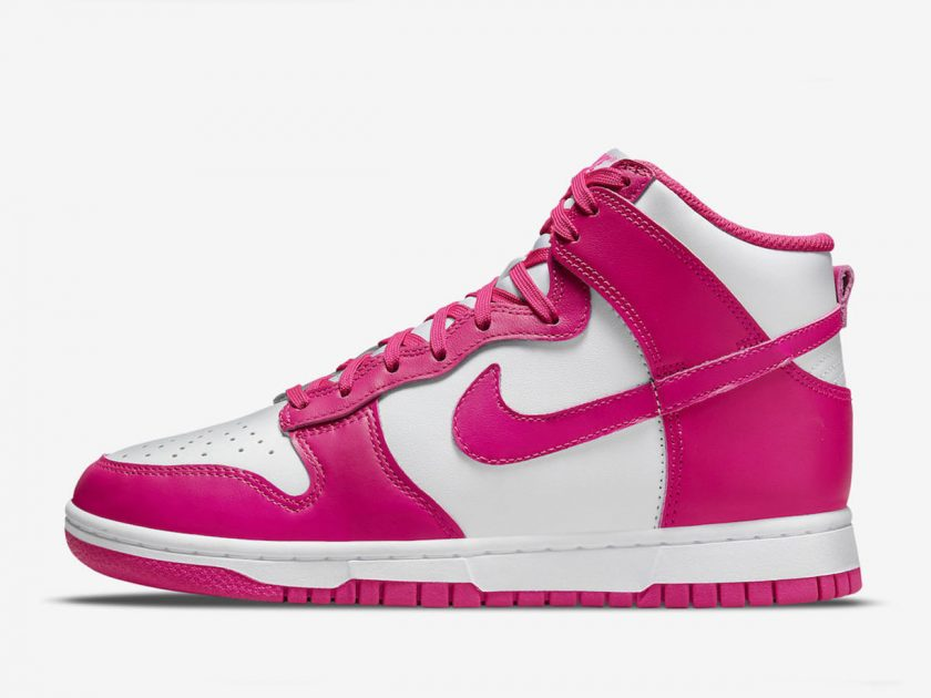 Upcoming Nike Dunk High Gets a